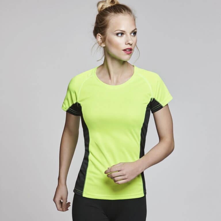 Camiseta deportiva Shanghai Woman Roly  6c9cd9bdfa3c7