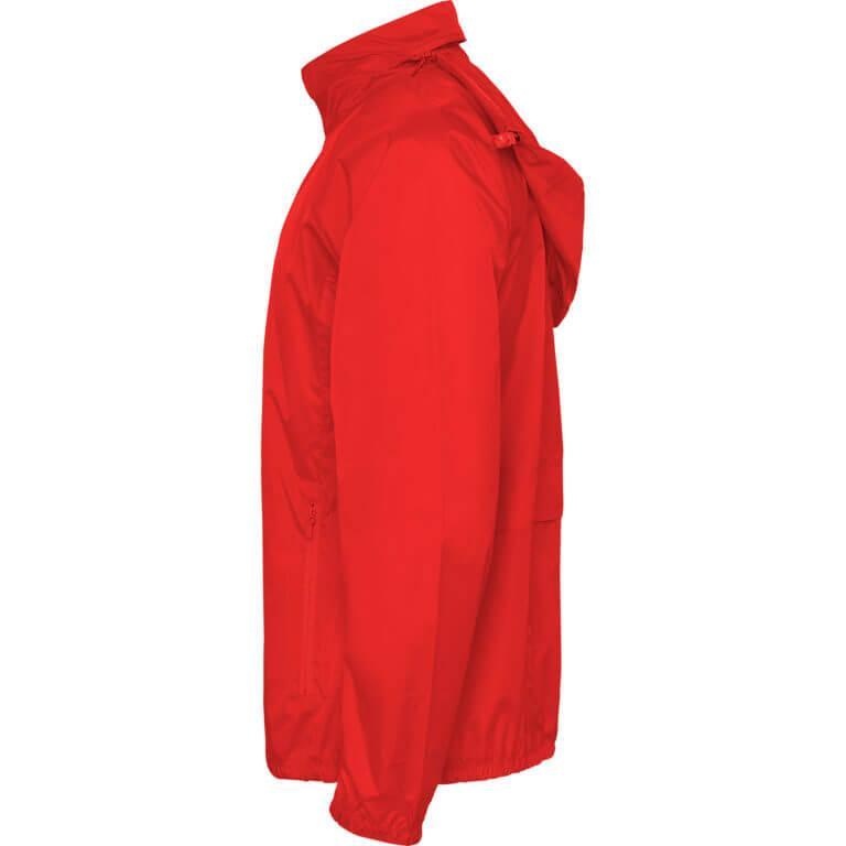 Cortavientos Roly Kentucky rojo lateral f234282e01f5d